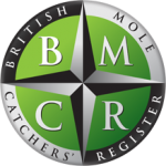 logo of British mole catcher's association